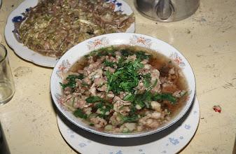 Photo: 03545 土城子/食堂/料理