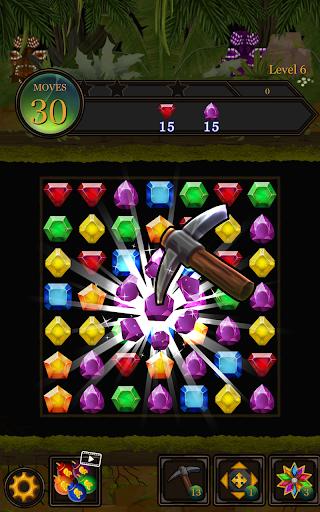 Secret Jungle Pop : Match 3 Jewels Puzzle 1.2.5 screenshots 18