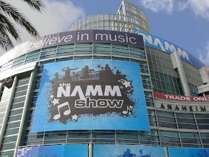 Photo: 2012 Winter NAMM Show