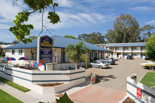 Best Western Motel Farrington