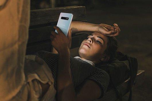 Samsung s10 plus - батарея, сколько держит заряд