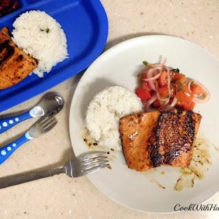 Chili Marinated Trout Recipe
