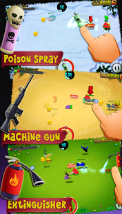 Defend the Picnic Squash Bugs- screenshot thumbnail