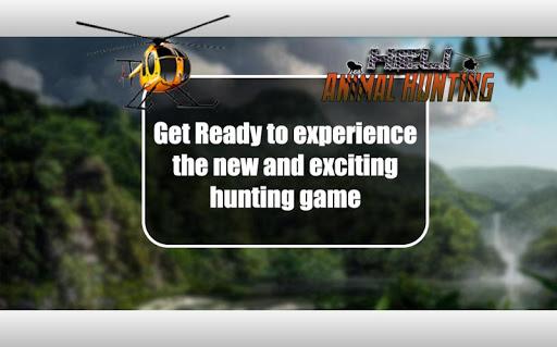 Heli Animal Hunting