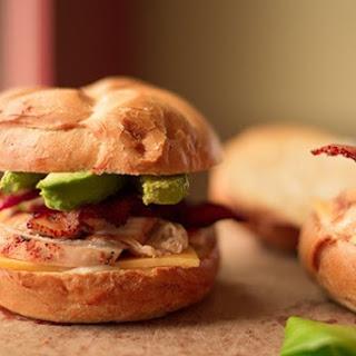 Bacon Chicken Sandwiches.