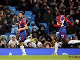 Andros Townsend won de 'Carling Goal of the Season Award'