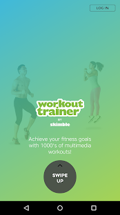Workout Trainer- screenshot thumbnail