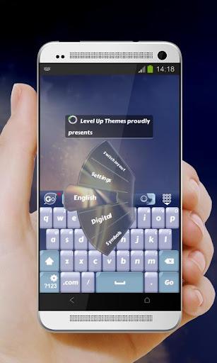 银河电话Yínhé diànhuà GO Keyboard