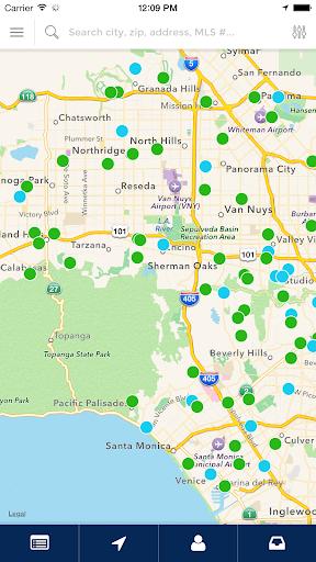 Newport Beach Real Estate App