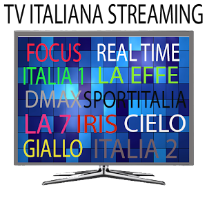 tv italiana streaming