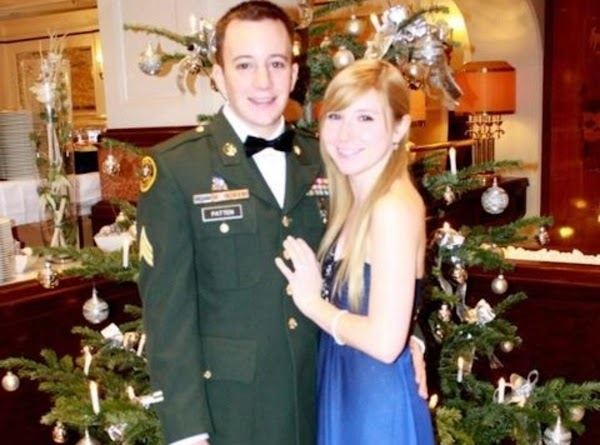 Brittney And Her Soldier At Saint Barbra's Ball In Recipe
