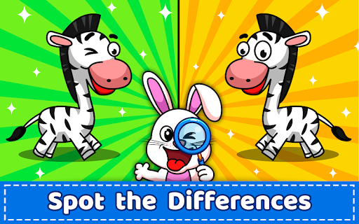 Find the Differences - Spot it for kids & adults android2mod screenshots 1