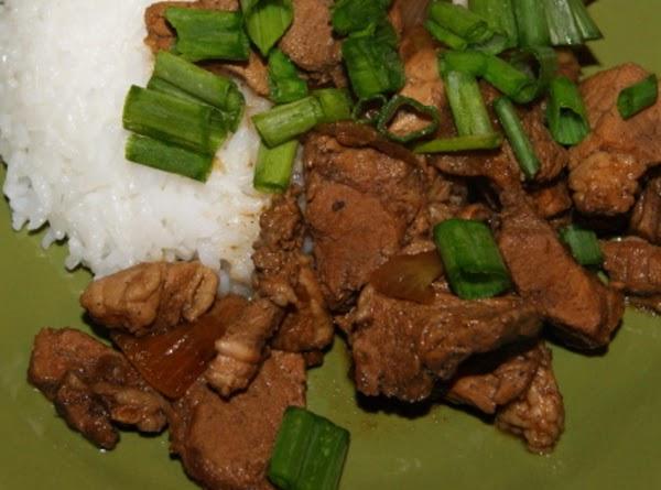 Grandpa Molina's Pork Adobo Recipe