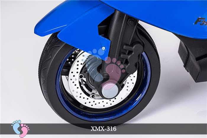 Xe mô tô điện thể thao cho bé XMX-316