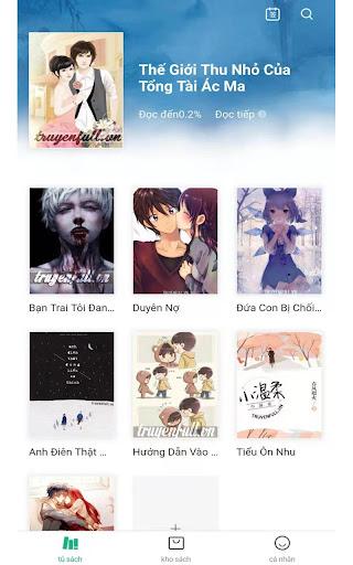 Truyu1ec7n Chanh - u0110u1ecdc Truyu1ec7n Full Online Miu1ec5n phu00ed 2.2.5 9