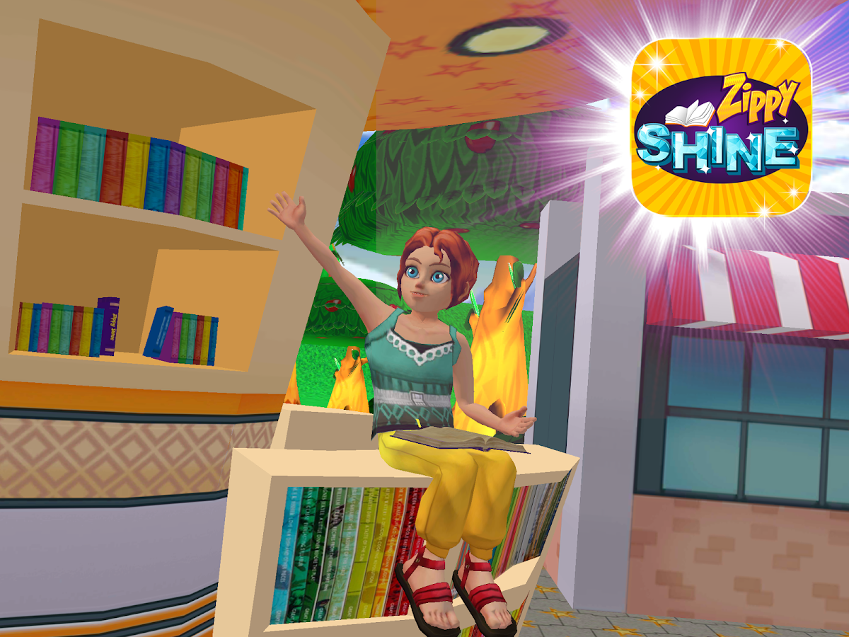 Zippy Shine- screenshot