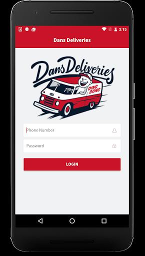 Dans Deliveries Driver  screenshots 2