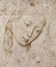 Photo: Head of the Madonna, c. 1460