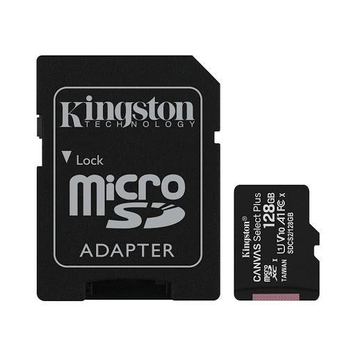 Kingston Canvas 128GB SDCS2128GB (Có Adapter)_1.jpg
