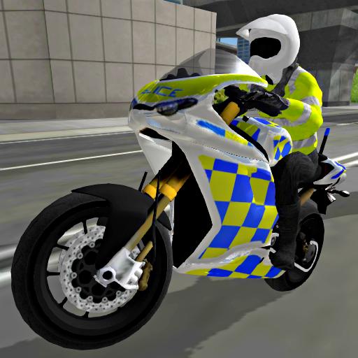 Police Motorbike Simulator 3D (game)