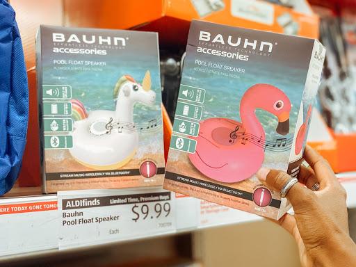 Pool Float Bluetooth Speakers Just $9.99 at ALDI   Unicorn & Flamingo