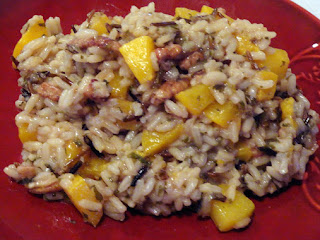 Peachy Wild Rice Recipe