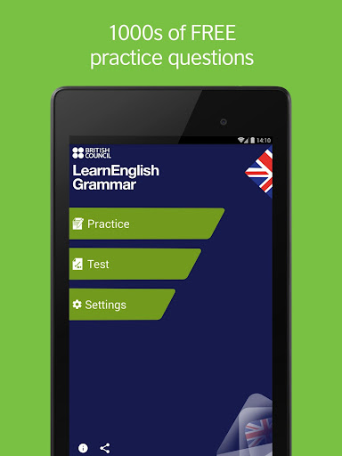 LearnEnglish Grammar (UK edition) 3.10.0 screenshots 11