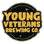 Logo for Young Veterans Brewing Co.