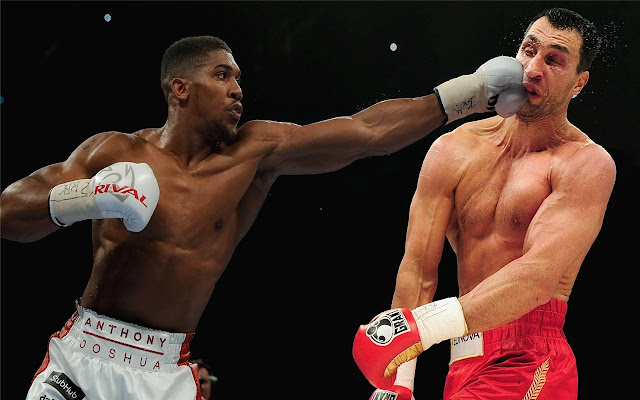 Anthony Joshua Themes & New Tab