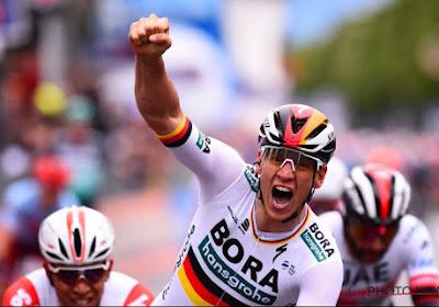 """Nieuwe Duitse sprintsensatie: """"Marcel Kittel is nog van een ander niveau, hopelijk heeft hij gekeken"""""""
