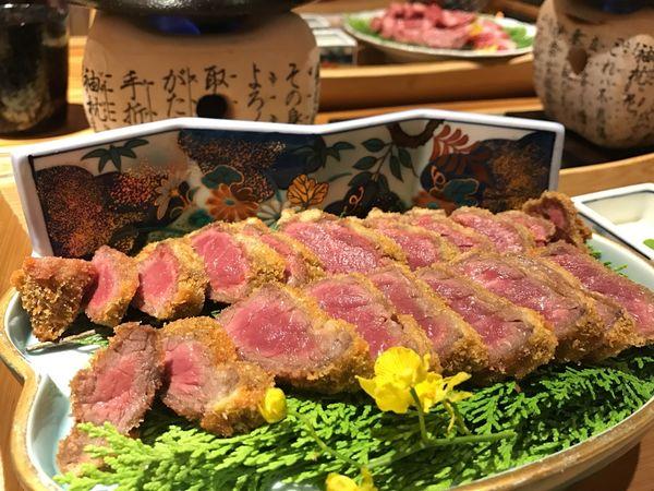 萩椛牛かつ專門店 (萩花)