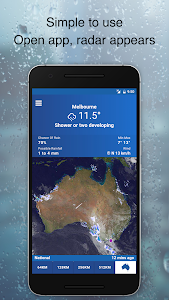 AUS Rain Radar - Bom Radar screenshot 3