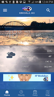 KTVO Weather screenshot for Android