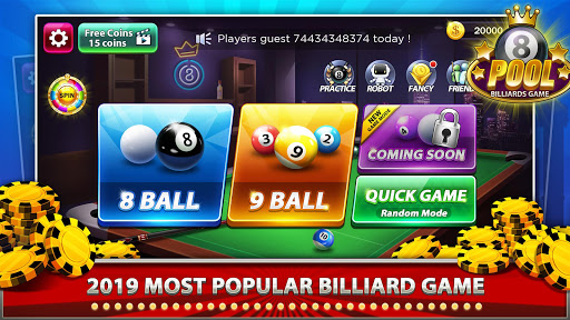 8 Ball 1.2.2 screenshots 1