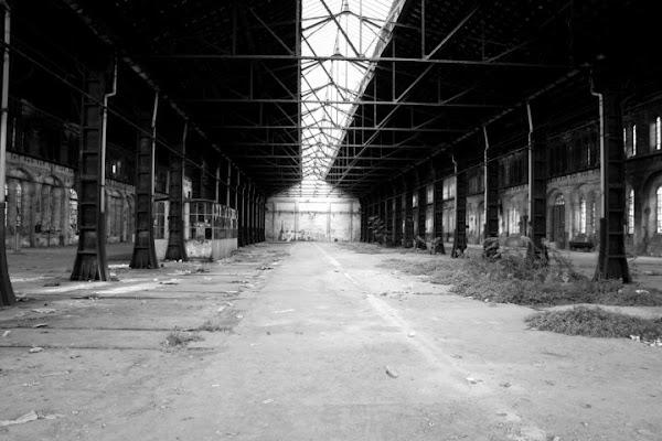 Fabbrica solitaria di Atomic