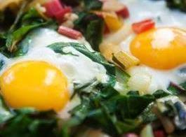 Eggs In The Garden Recipe