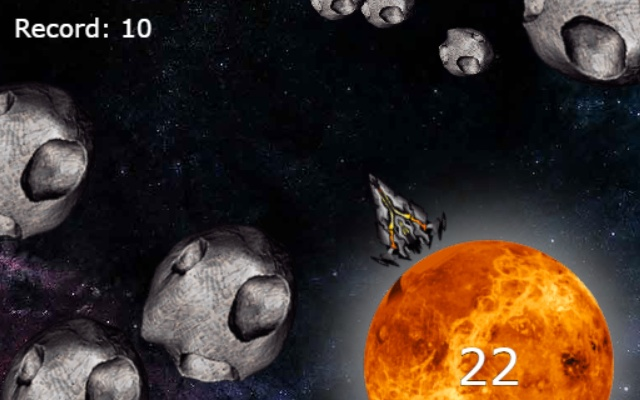 Passionate version of planetary defense