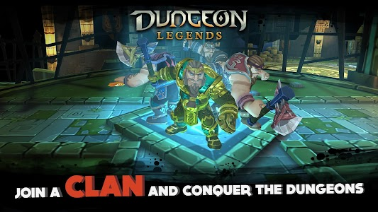 Dungeon Legends v1.75 Mod Upgrade & More
