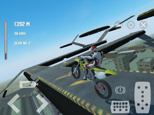 Motorbike Crush Simulator 3D  screenshots 12