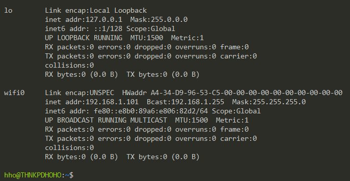 ip loopback