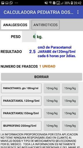 Dosis Pediatricas De Medicamentos Ebook