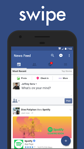 Swipe for Facebook Pro v7.2.13 [Paid]