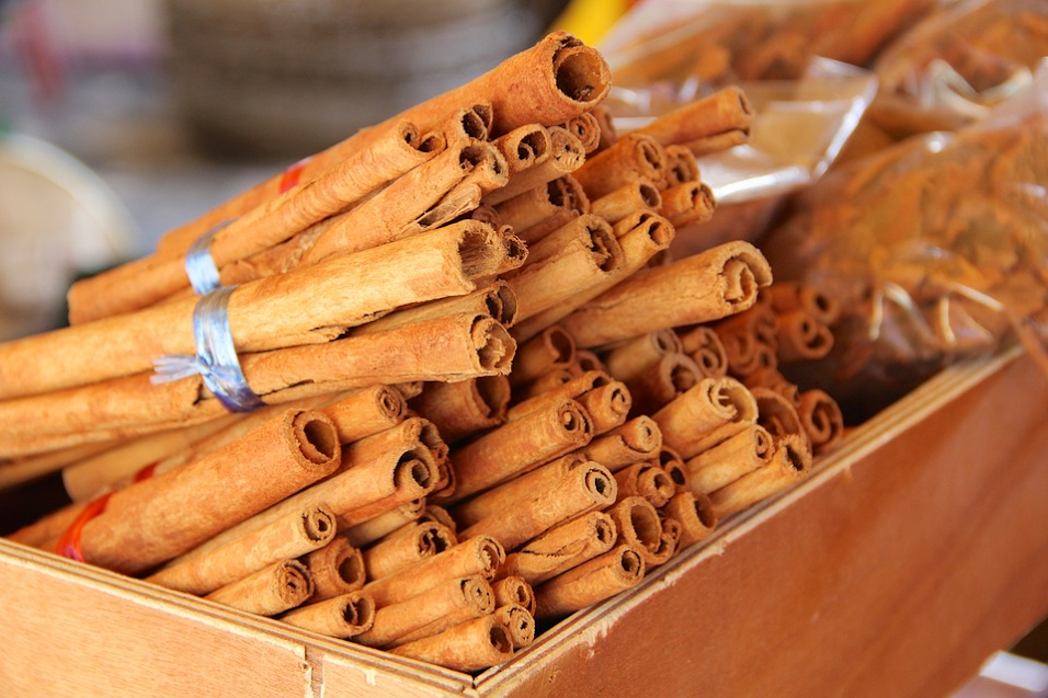 """Real"" Cinnamon Boosts Intelligence"