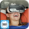 Exciting VR movies Icon