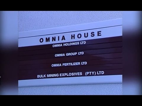 Omnia. Picture: SUPPLIED
