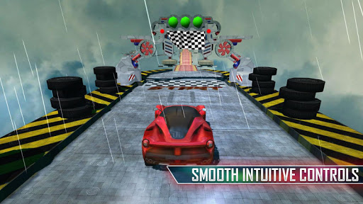 GT Car Stunts - Impossible Driving 2018 screenshot 8