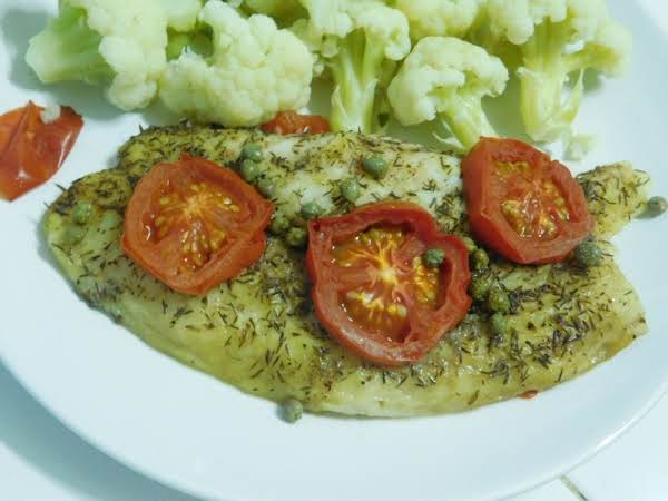 Whitefish Fillets (pressure Cooker) Recipe
