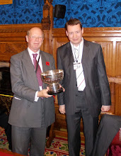 Photo: Earl of Caithness & Tom Townsend