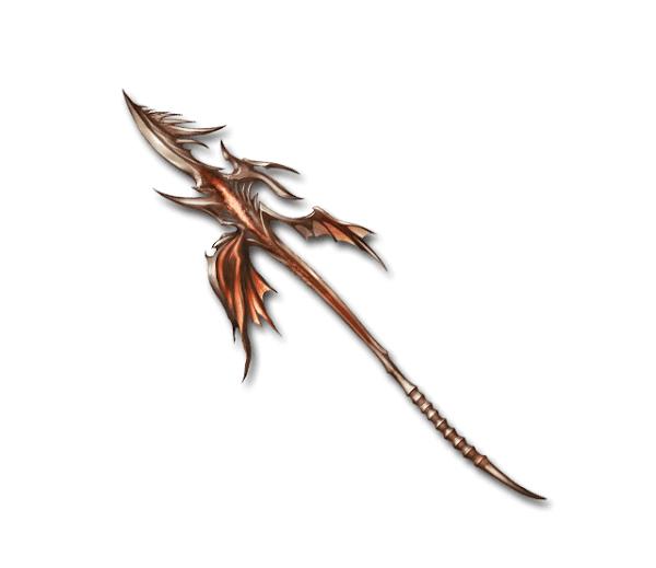 無垢なる竜の槍