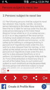 Download The Navy Act 1957 Explained in Easy Language For PC Windows and Mac apk screenshot 3